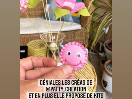 Patty Création, un concept unique de cours de couture créative pour enfant emménage à Billère