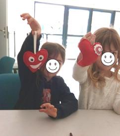 atelier créatif enfants