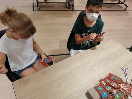 Atelier créatif enfant Pau
