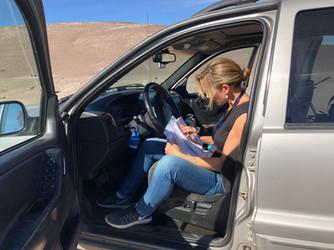 Prepping for Atacama Giant reconnaissance