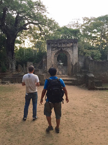 The drone helped us get a handle on the massive Gedi city ruins