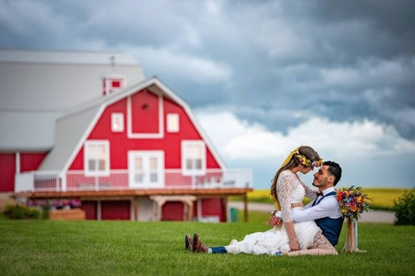 Sarah & David (Quinn Hystad Photography)