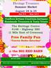 Heritage Treasures Summer Market