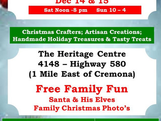 Heritage Treasures Christmas Market - Free Family Fun!