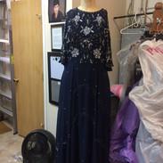 Melissa from Long Beach - ASOS prom dress