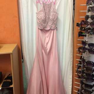 Stacy from Freeport - Jovani La Femme prom dress