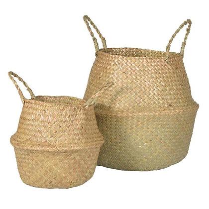 Large Natural Grass Basket