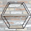 Thumbnail: Hexagonal Metal Shelf