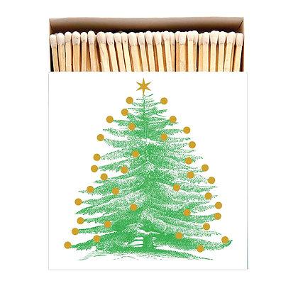 Christmas Tree matches