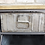 Thumbnail: Retro Industrial Metal & Wood Cabinet