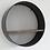 Thumbnail: Industrial Metal Circle Shelf