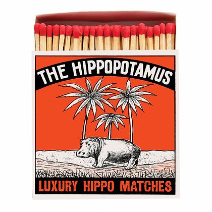 Hippo box matches