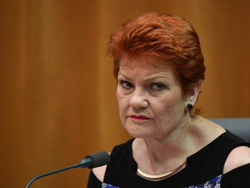 Pauline Hanson interview 'cancelled' after heavy backlash against Jessica Rowe