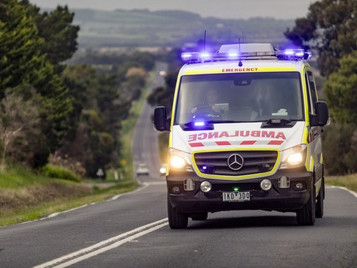 Soldiers driving ambulances in Victoria amid state's health crisis
