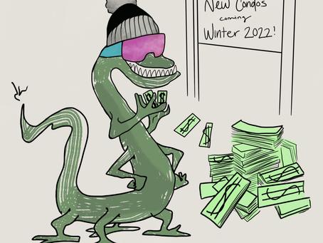 Ski Town Landlords Are Lizard People