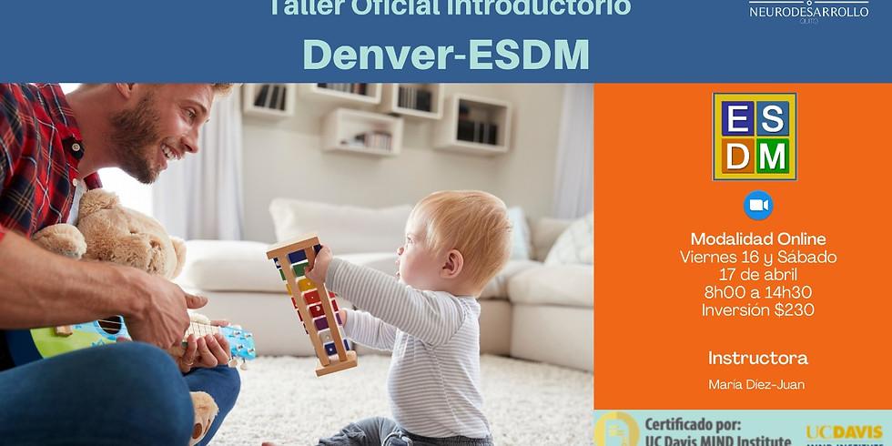 Taller Oficial Introductorio Denver                        AGOTADO