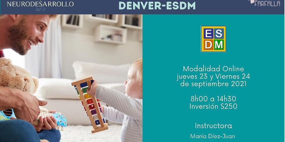 Taller Oficial Introductorio Denver- ESDM