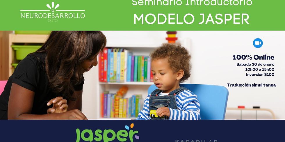 Seminario Introductório MODELO JASPER