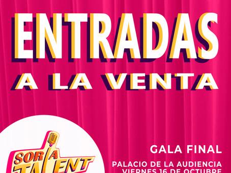 Las entradas para la gala final de Soria Talent saldrán a la venta este miércoles