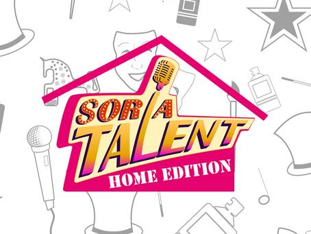 Nuria Peter y Paula Blázquez se disputan ganar SoriaTalent Home Edition