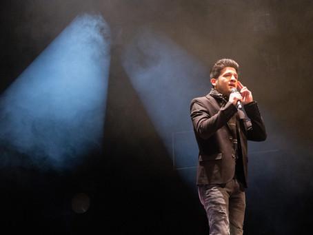 Un bolero romántico alza a Lorcas como ganador de la segunda edición de Soria Talent