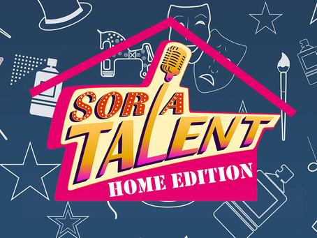 Soria Talent lanza Home Edition, un concurso para amenizar el confinamiento