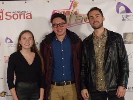 Paula Oliver, Gonzalo Suárez y Jairo Morales pasan a la final en la segunda gala de Soria Talent