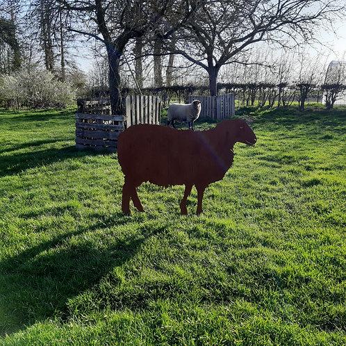 Mouton grandeur nature