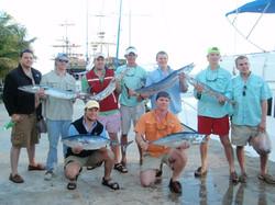 Cancun Fishing Tours if you  dont fish, you dont pay  Cancun deep sea fishing tours. You can get Can