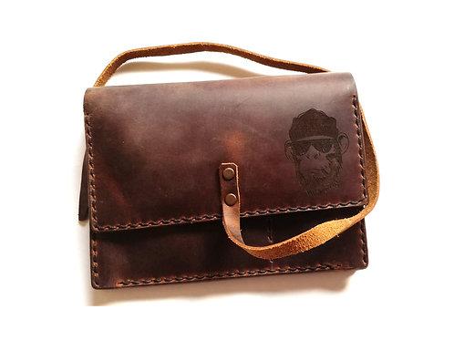 AAPTWAK Leather Satchel Kit