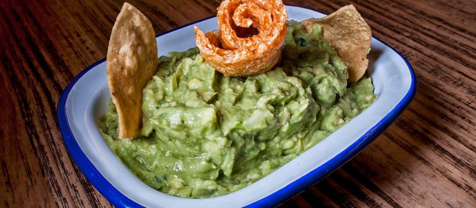 Disfruta del auténtico guacamole