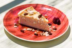 Pudding De Queso Añejo
