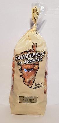 Canistrelli aux Amandes 1 kg