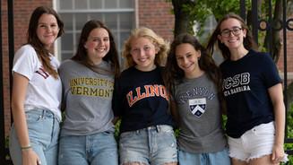Lake Forest High School seniors (class of 2021)