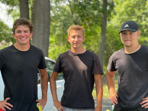 Detail-Oriented: Young Men Are Passionate About Cleaning Cars