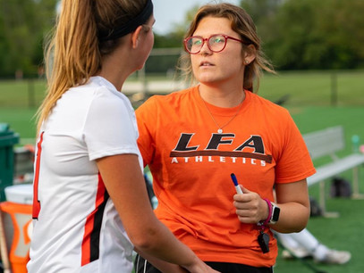 Five Questions with Lake Forest Academy Field Hockey Coach Greta Kullby