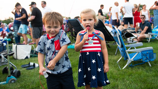Lake Forest Festival and Fireworks 2021
