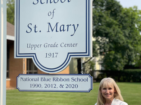 School of St. Mary Welcomes a New Principal