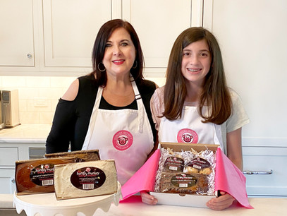 Amid National Attention, Bakery Duo Having More Fun Than a Barrel of Monkeys