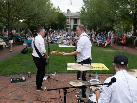 Square Deal: Concerts Are Back
