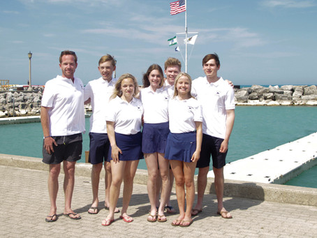 LFHS Sailors Ready for National Championship Quest