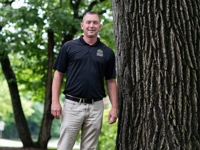 Corey Wierema Puts Down Roots as City Forester
