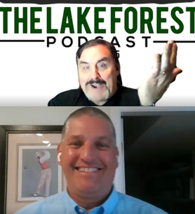 Five Questions for the Hosts of The Lake Forest Podcast