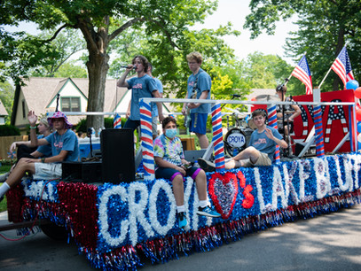 Lake Forest Celebrates the Fourth of July