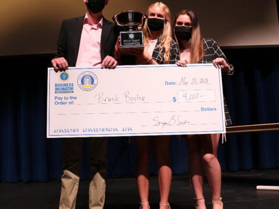 Making Their Pitch: LFHS Students Procure Funds for Startups