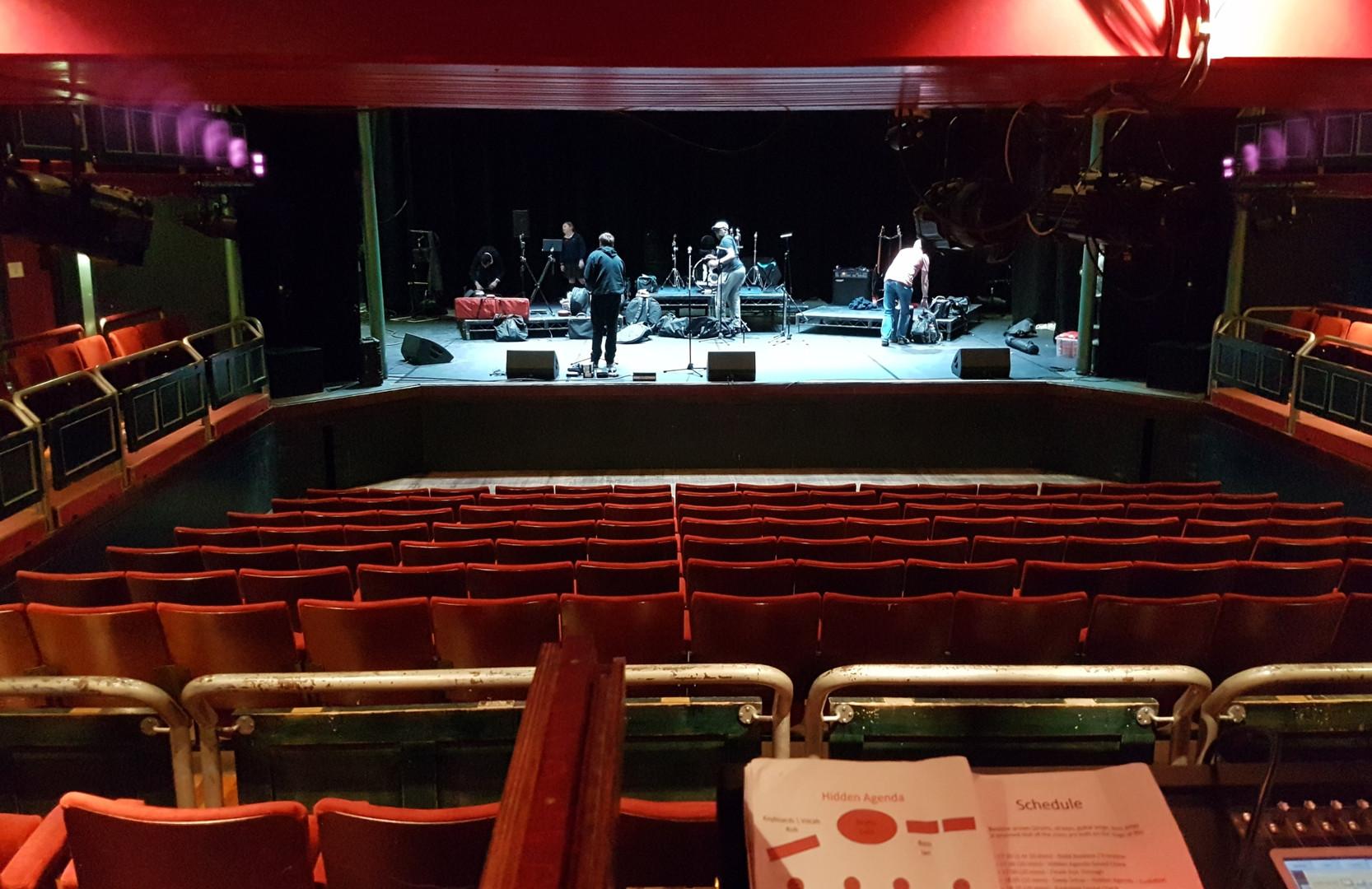 The Wilde Theatre
