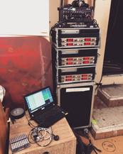 Sennheiser Radio Mic Rack