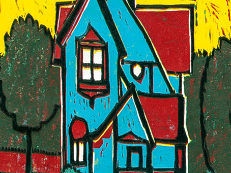 The Blueberry House on Main, and its Residents
