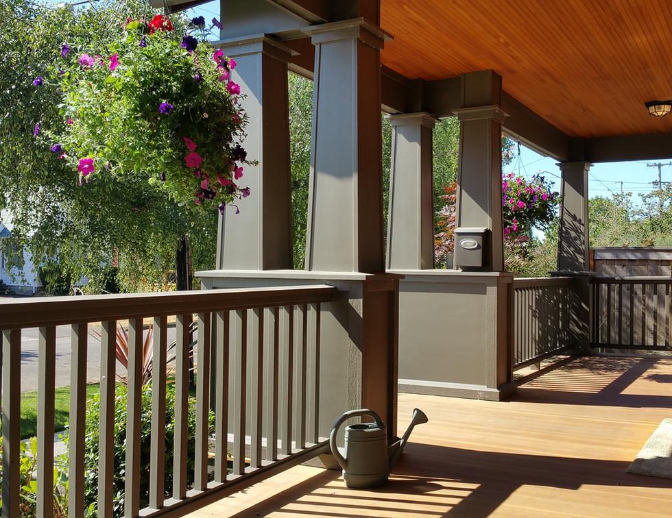 Large Porch