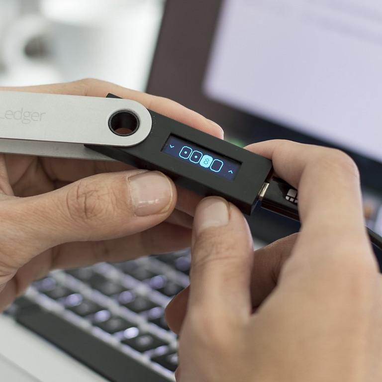 Bitcoin Security - Ledger Hardware Wallet Workshop